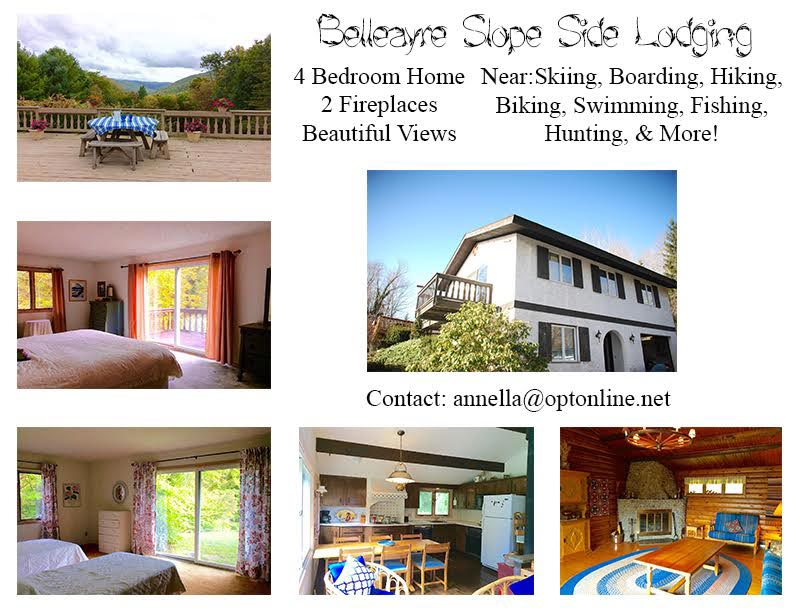 Belleayre Slope Side Lodging