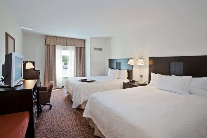 VIEW www.kingston.hamptoninn.com web site