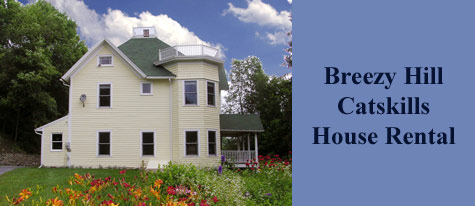 Breezy Hill Inn - House Rental - Cabin