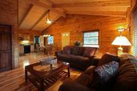 Log Home Lodging - Cabin