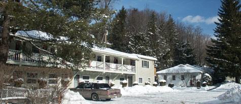Catskill Hotel Delaware Court Motel