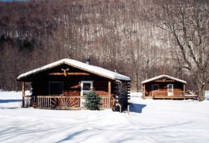 Catkill Hotel - Cold Spring Lodge - Cabins