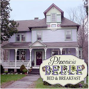 Phoenicia Belle B and B - Bed and Breakfast