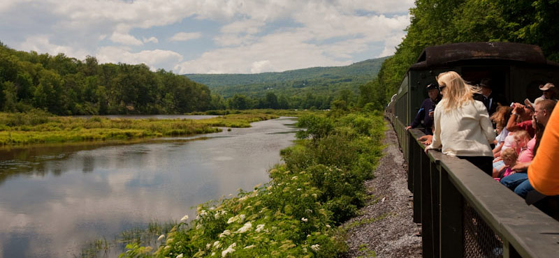 catskill mountains train ride