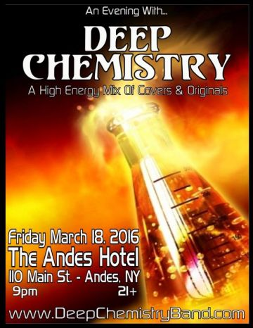 3.18-DEEP CHEMISTRY-9pm-ANDES HOTEL