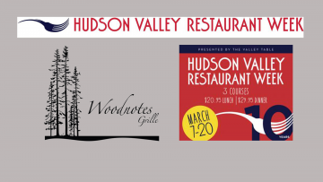 Hudson Valley Restaurant Week