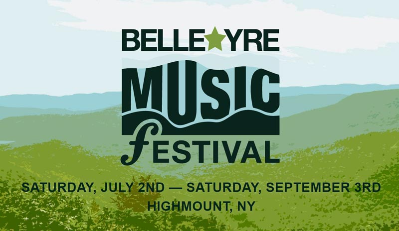 Belleayre Music Festival Summer 2016