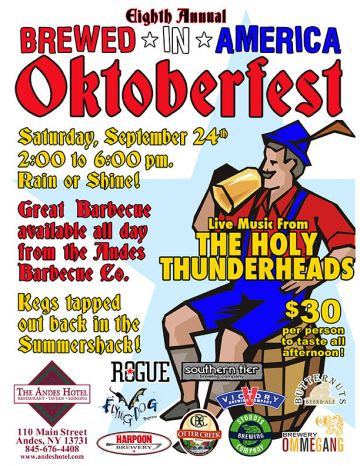 Oktoberfest at the Andes Hotel